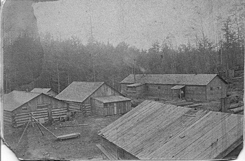 Cummer and Sons Logging Camp
